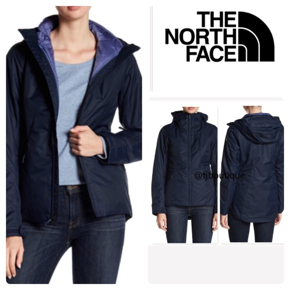 4a44352cc NEW! The North Face Clementine Triclimate Jacket NWT